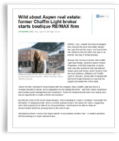 Aspen Real Estate